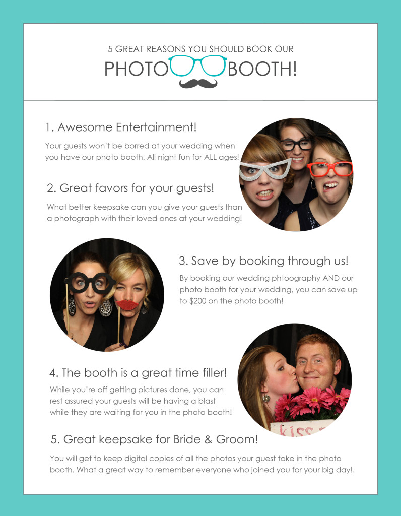 Resons to Book Photo Booth